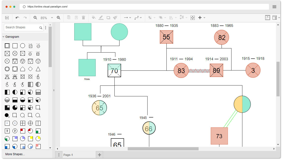 How to make a genogram on a mac free download