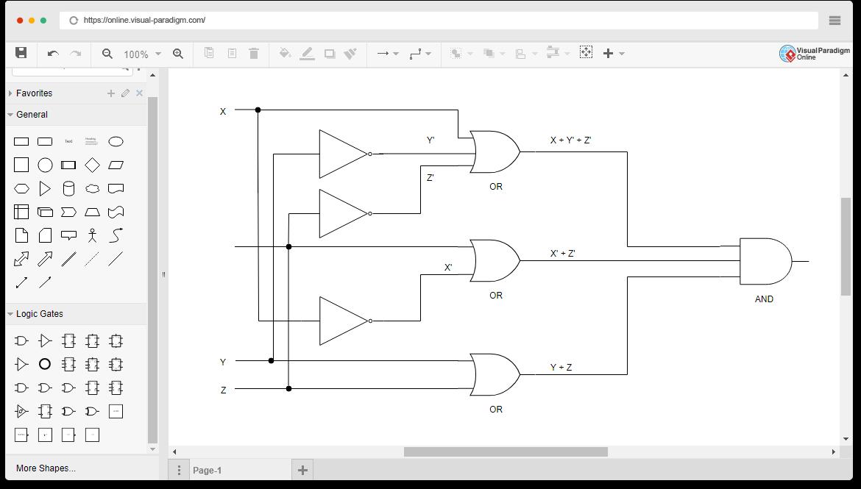 Software De Diagrama L U00f3gico