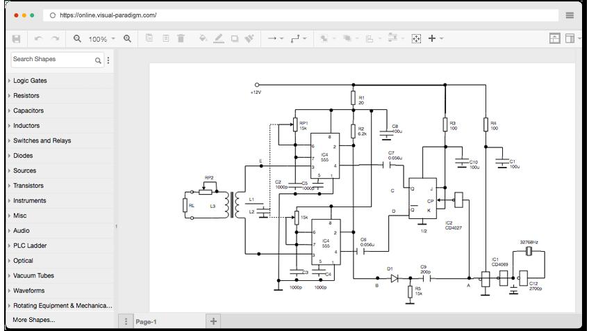 Free Circuit Diagram Software