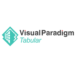 Visual Paradigm Tabular Logo