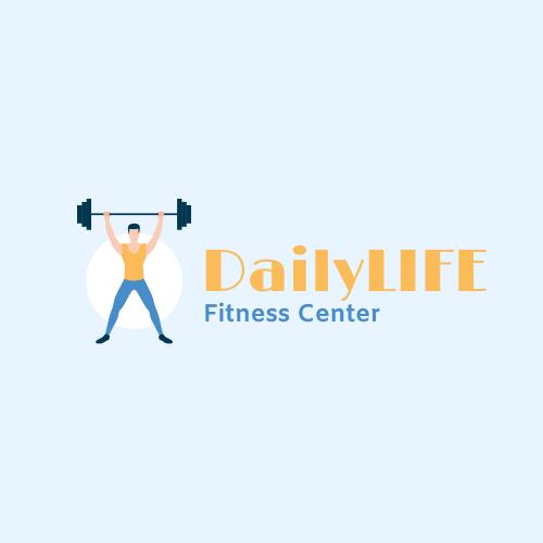 Logo template: Fitness Logo Generated For Sport's Center (Created by InfoART's Logo maker)