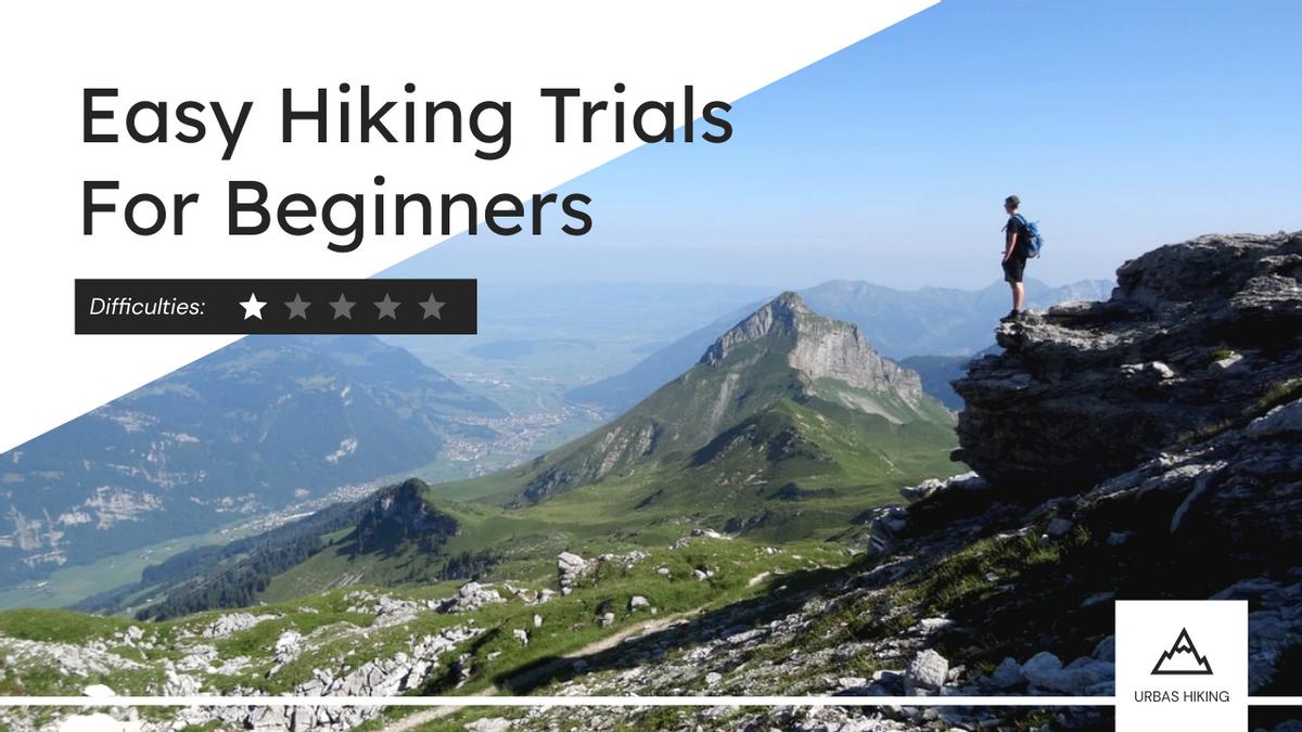 YouTube Thumbnail template: Mountain Photo Hiking Trials YouTube Thumbnail (Created by InfoART's YouTube Thumbnail maker)
