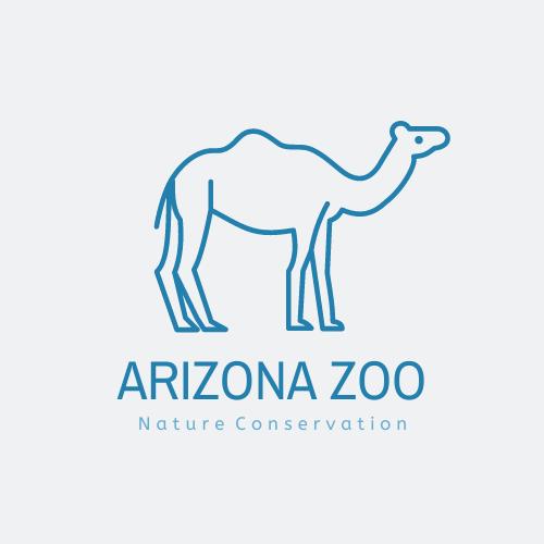 Logo template: Arizona Zoo Logo (Created by InfoART's Logo marker)