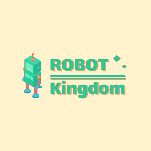 Logo template: Simple Toy Store Logo Created With Robot Image (Created by InfoART's Logo maker)
