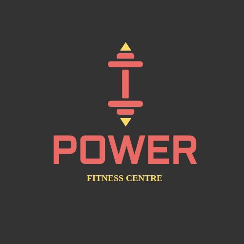 Logo template: Fitness Logos (Created by InfoART's Logo maker)