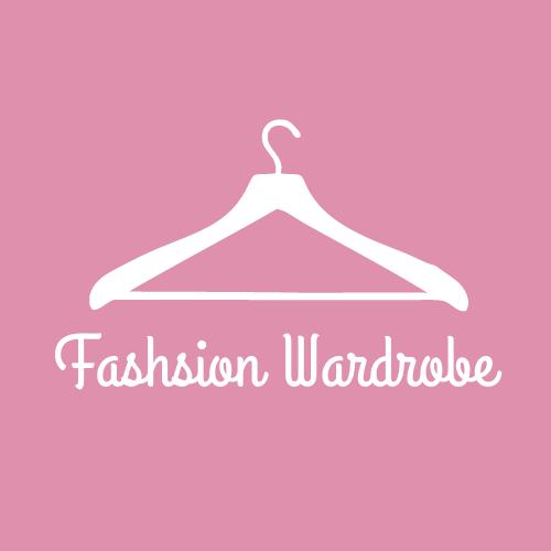 Logo template: Fashion Wardrobe Logo (Created by InfoART's Logo maker)
