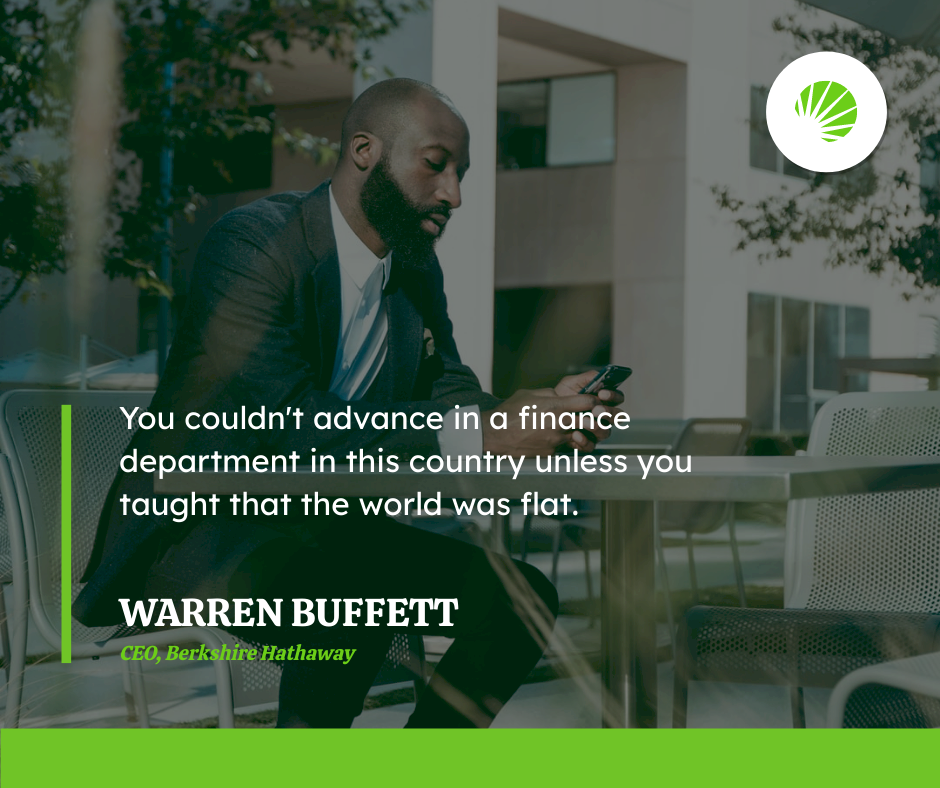 Facebook Post template: Financial Inspirational Quotes Facebook Post (Created by InfoART's Facebook Post maker)