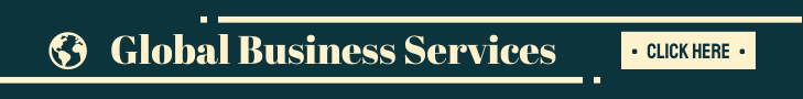 Banner Ad template: Global Business Services Banner Ad (Created by InfoART's Banner Ad maker)