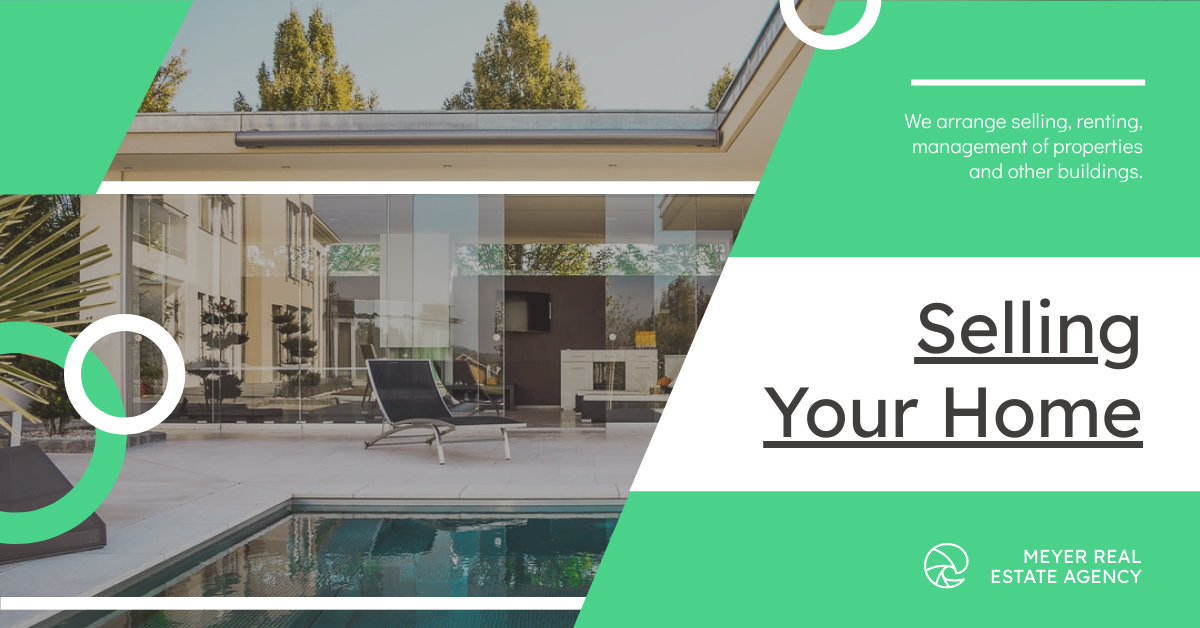 Facebook Ad template: Selling Your Home Real Estate Agency Facebook Ad (Created by InfoART's Facebook Ad maker)