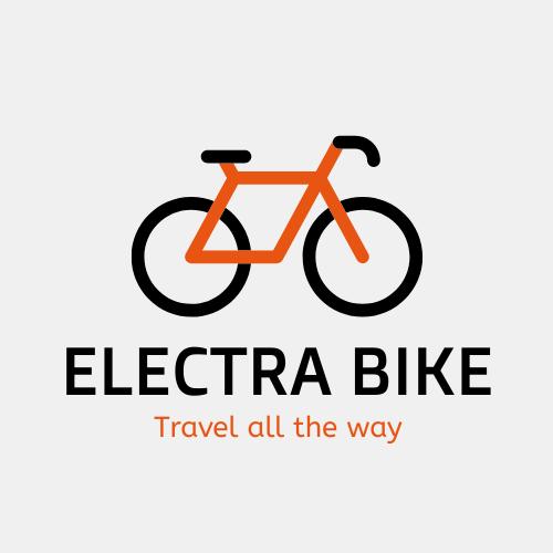 Logo template: Electra Bike Logo (Created by InfoART's Logo maker)