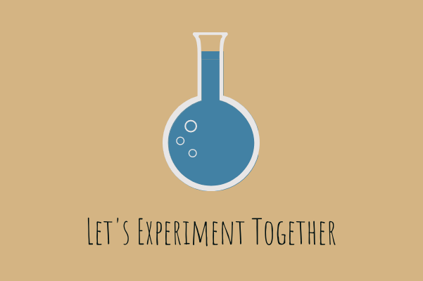 Laboratory template: Experiment Together (Created by InfoChart's Laboratory maker)