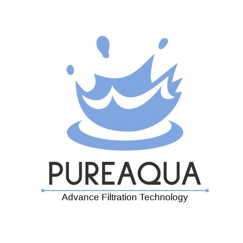 Logo template: Aqua Logos (Created by InfoART's Logo maker)