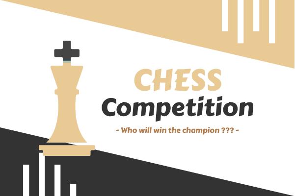 Progress template: Chess Competition (Created by InfoChart's Progress maker)