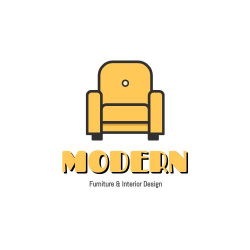 Logo template: Furniture Logo Designed For Interior Design Company (Created by InfoART's Logo maker)
