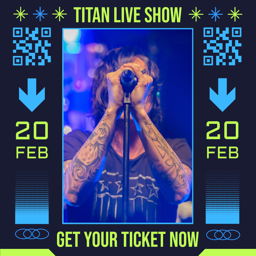 Instagram Post template: Band Show Event Instagram Post (Created by InfoART's Instagram Post maker)