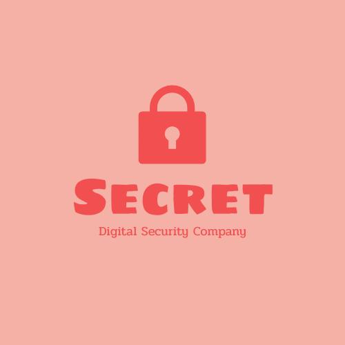 Logo template: Lock Logo Designed For Digital Security Company (Created by InfoART's Logo maker)