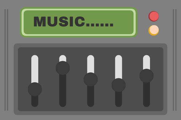Progress template: DJ Controller (Created by InfoChart's Progress maker)