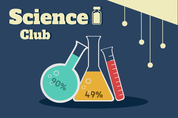 Laboratory template: Science Club (Created by InfoChart's Laboratory maker)