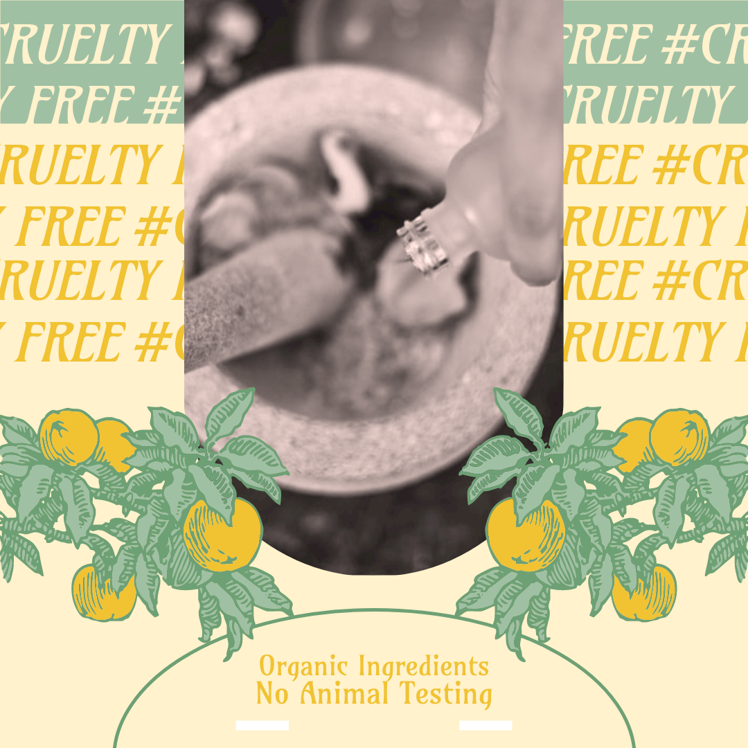 Instagram Post template: Cruelty Free Product Instagram Post (Created by InfoART's Instagram Post maker)