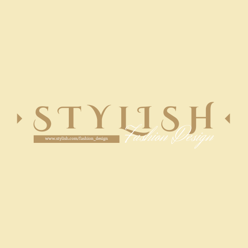 Logo template: Stylish Logo Generated For Brand Of Fashion Design (Created by InfoART's Logo maker)