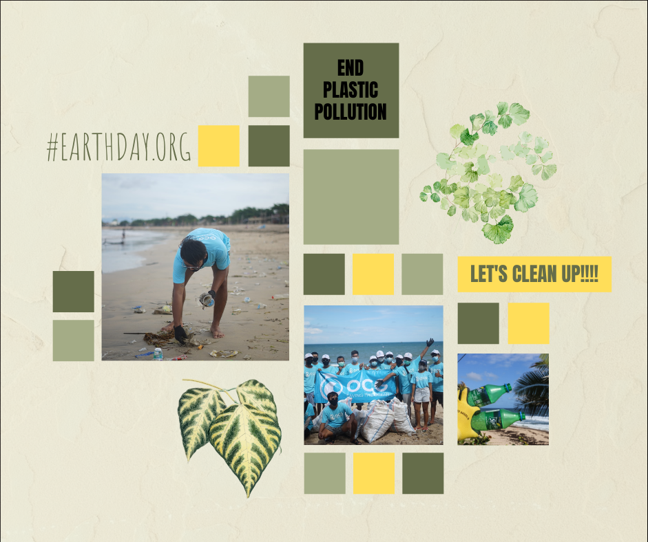 Facebook Post template: Global Clean Up Collage Facebook Post (Created by Collage's Facebook Post maker)