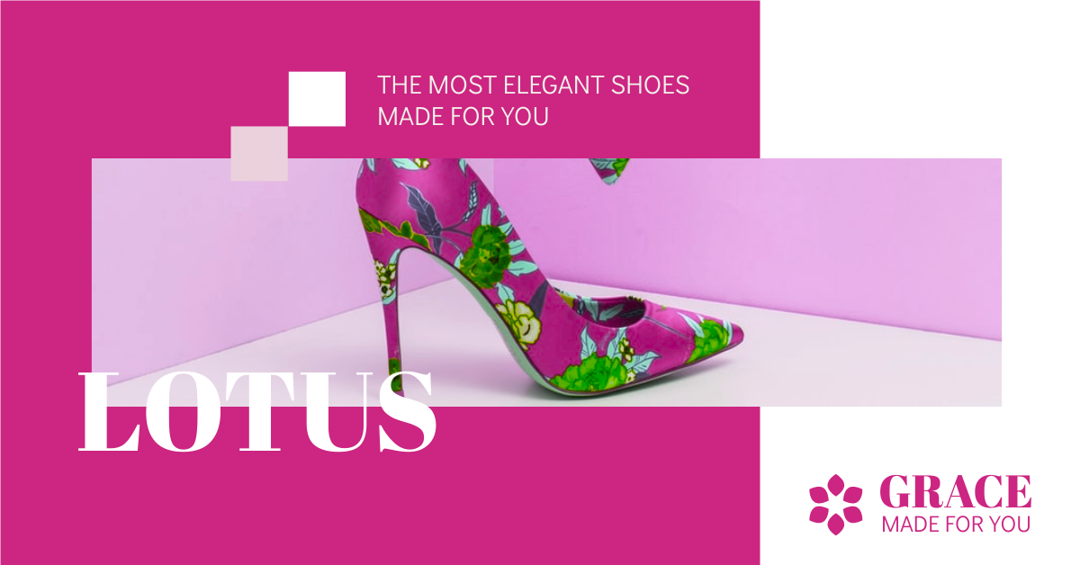 Facebook Ad template: Fashion Outlet Promote Facebook Ad (Created by InfoART's Facebook Ad maker)