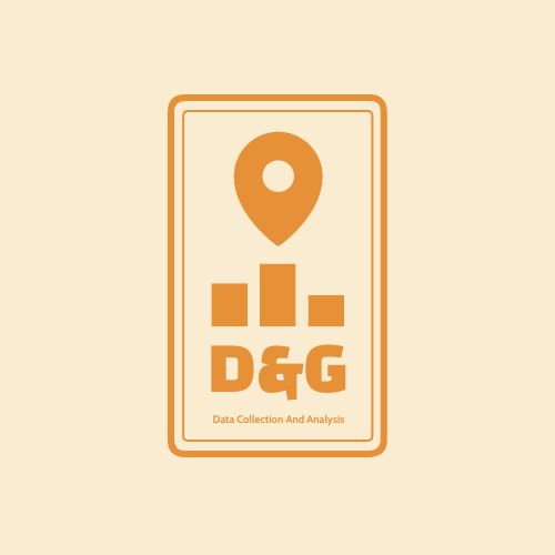 Logo template: Data Collection And Analysis Logo Generated With Graphic Of Chart And GPS (Created by InfoART's Logo maker)