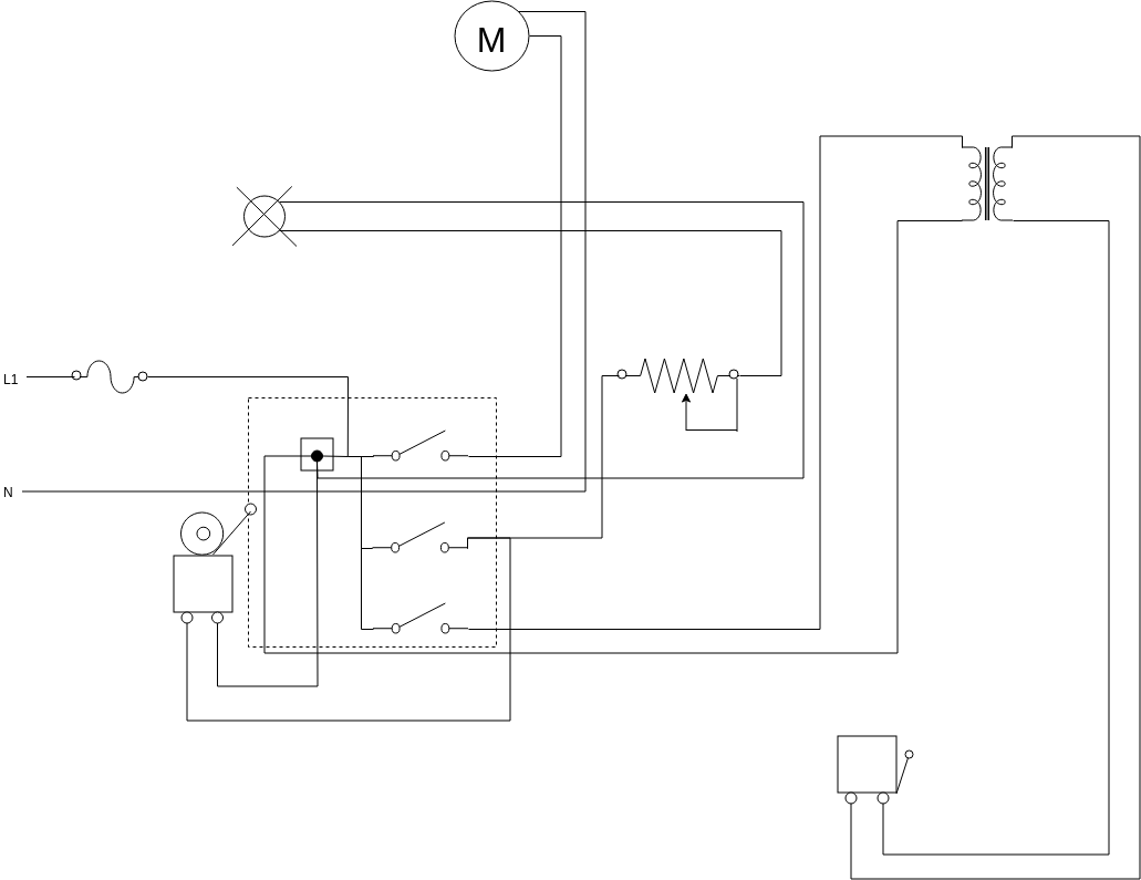 Wiring Diagram template: Wiring Diagram Example (Created by Diagrams's Wiring Diagram maker)