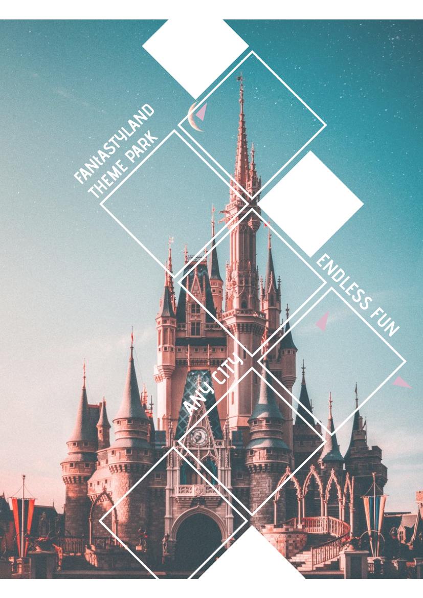 Flyer template: Theme Park Flyer (Created by InfoART's Flyer maker)