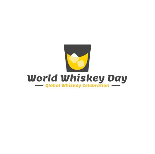 Logo template: Global Whiskey Celebration Logo (Created by InfoART's Logo maker)