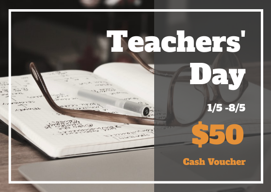 Gift Card template: Photography Teachers' Day Gift Card With Details (Created by InfoART's Gift Card maker)