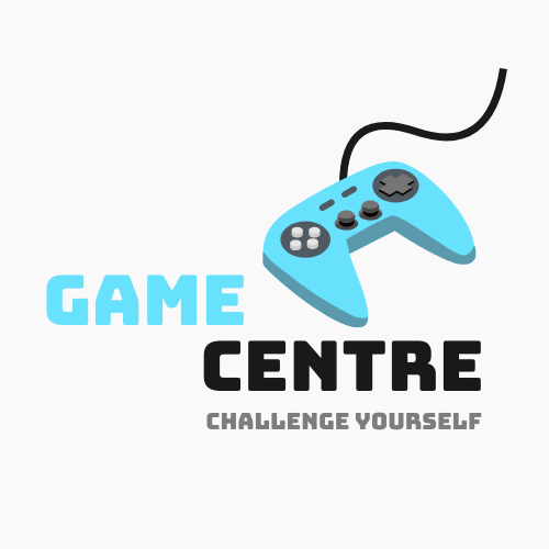 Logo template: Game Centre Logo (Created by InfoART's Logo maker)