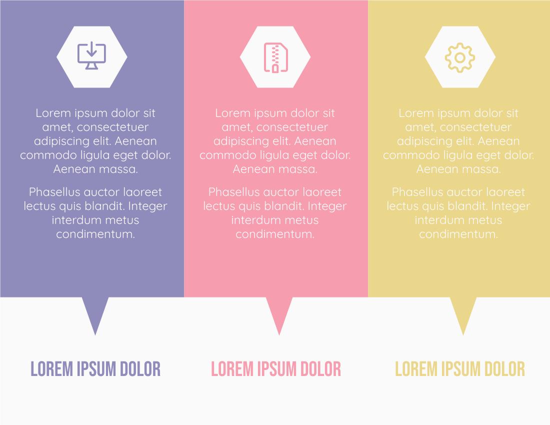 Brochure template: Bi-Fold Brochure (Created by InfoART's Brochure marker)