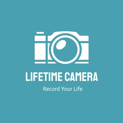 Logo template: LifeTIME Camera Logos (Created by InfoART's Logo maker)