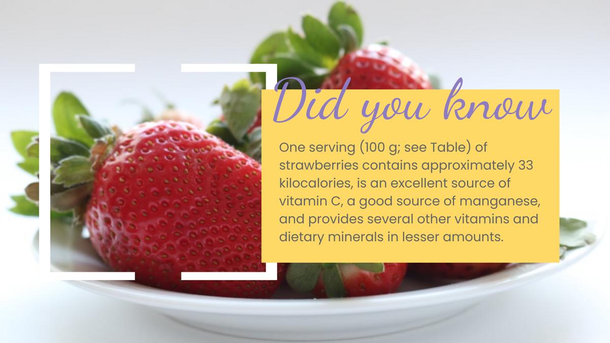 Twitter Post template: Strawberry Twitter Post (Created by InfoART's Twitter Post maker)