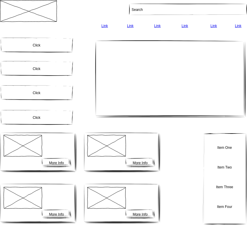 Homepage Layout Wired UI (Wired UI Diagram Example)