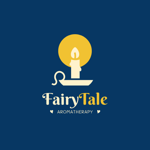 Logo template: Aromatherapy Logo Designed With Theme Of Fairy Tale (Created by InfoART's Logo maker)