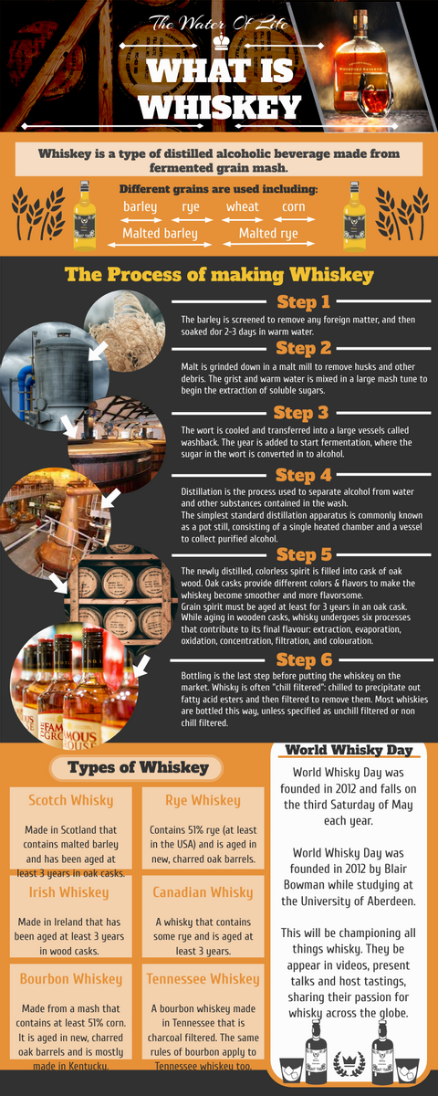 Infographic template: Winkey black Infographic (Created by InfoART's Infographic maker)