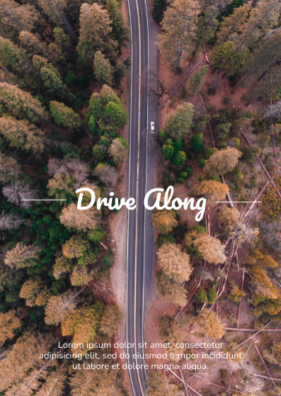 Drive Post Cards