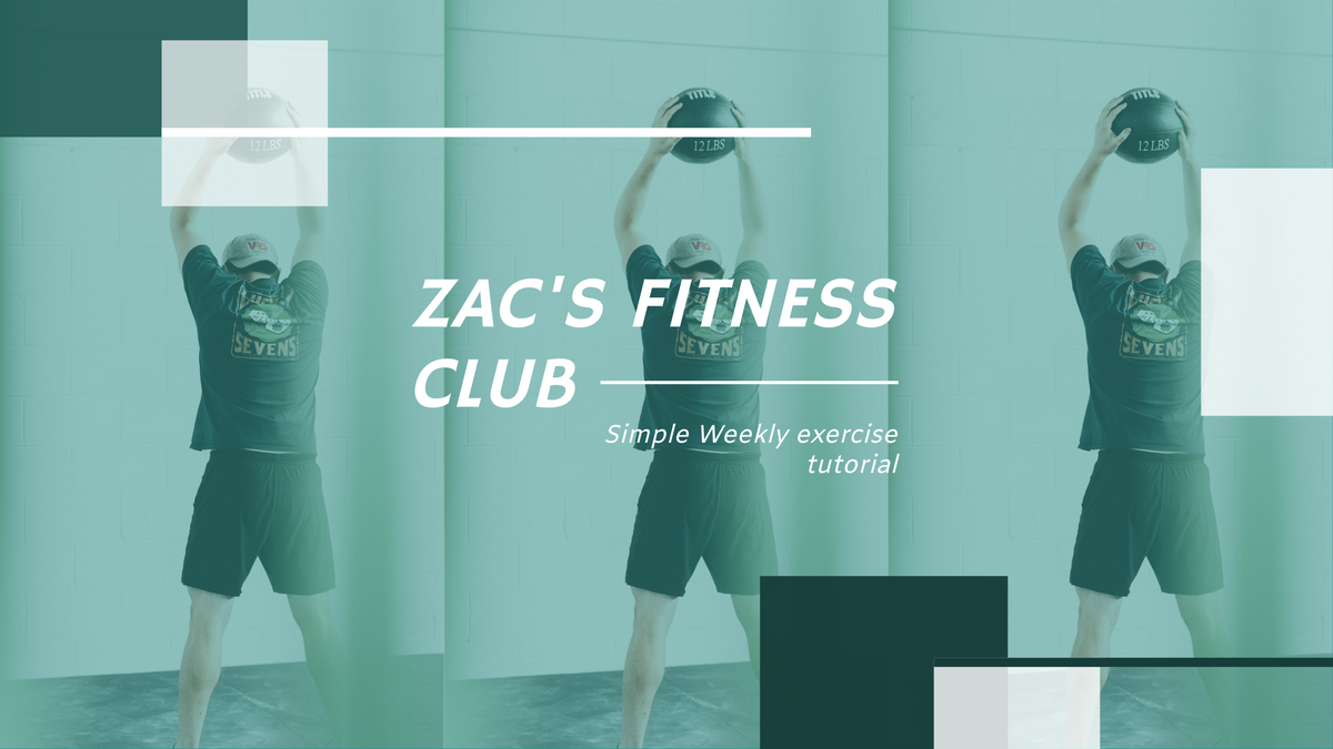 YouTube Channel Art template: Green Fitness Photo Exercise YouTube Channel Art (Created by InfoART's YouTube Channel Art maker)