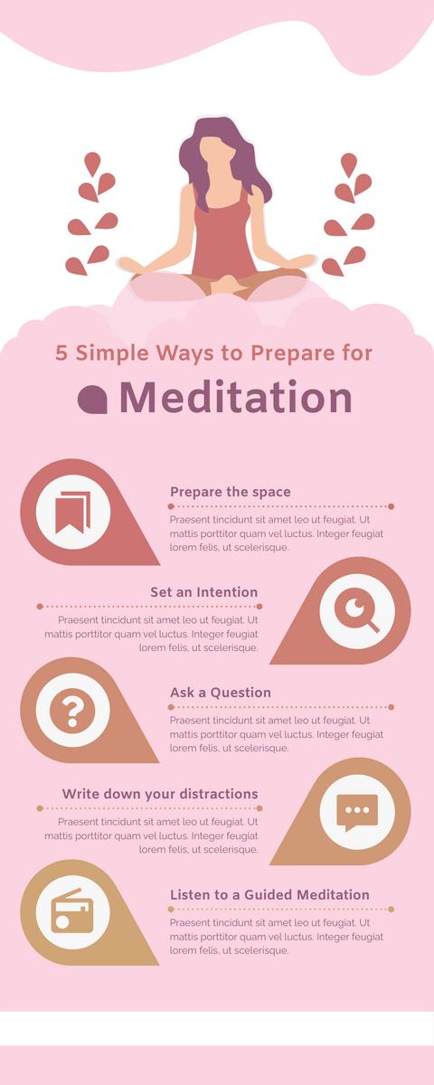 Meditation Infographic 2