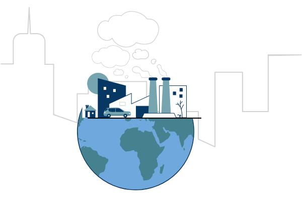 Home Illustration template: Climate Change Illustration (Created by Scenarios's Home Illustration maker)