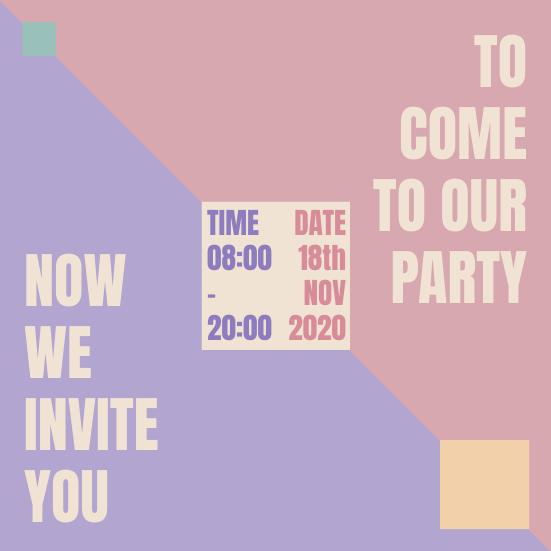 Color Invitation