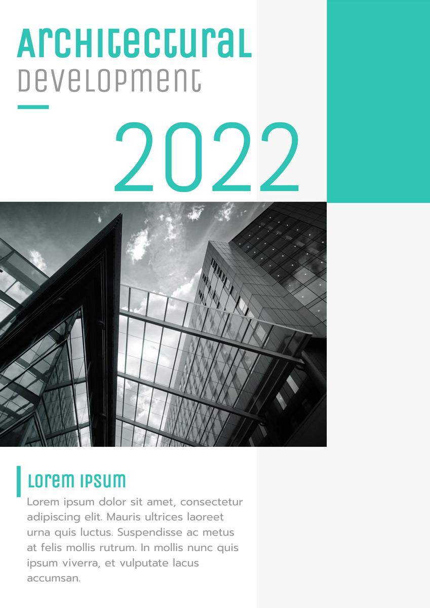 Architectural Development 2020