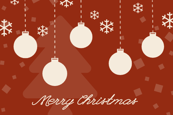 Greeting Card template: Christmas Card (Created by InfoART's Greeting Card maker)
