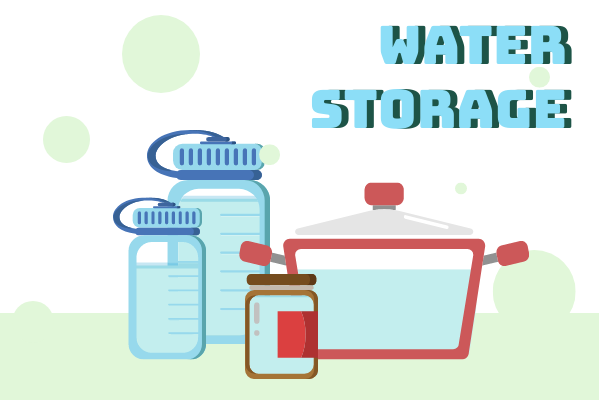 Container template: Water Container (Created by InfoChart's Container maker)