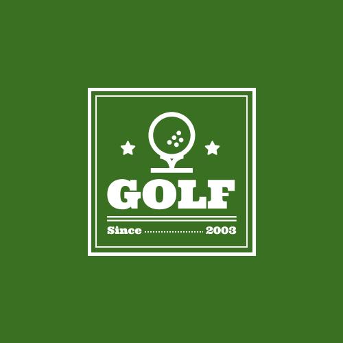 Logo template: Sport Logo Generated For Golf Club (Created by InfoART's Logo maker)