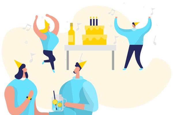 Festival Illustration template: Celebration Illustration (Created by Scenarios's Festival Illustration maker)