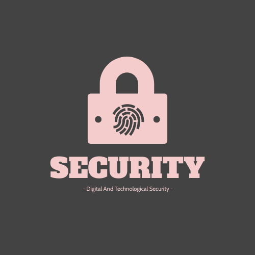 Logo template: Lock Logo Created For Digital And Technological Security Services (Created by InfoART's Logo maker)