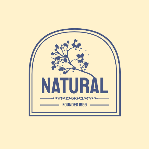 Logo template: Silhouette Logo Generated With Decoration Of Tree (Created by InfoART's Logo maker)